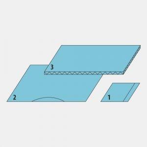 Комплект постельного белья для реанимации одноразовый стерильный