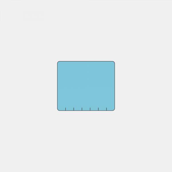 Подголовник стоматологический, 20 x 25 см