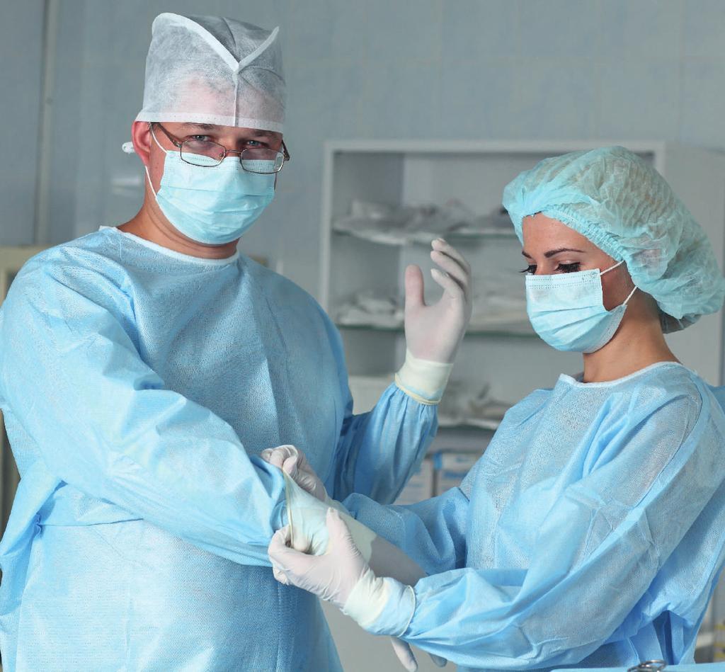 комплект хирургический одноразовый