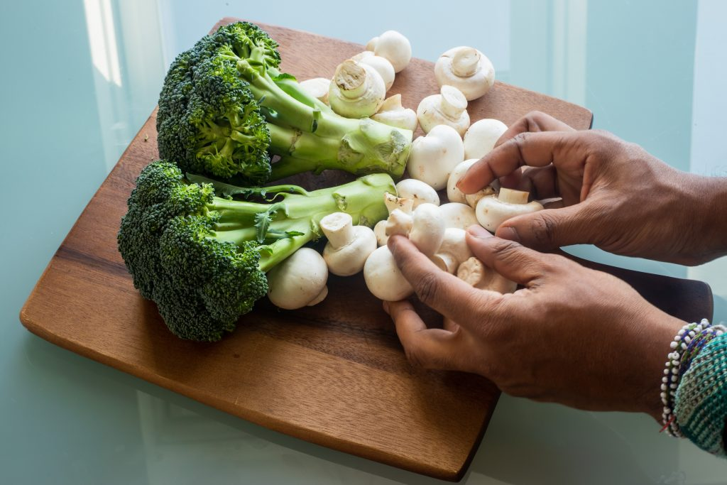 рацион питания и получение витаминов летом